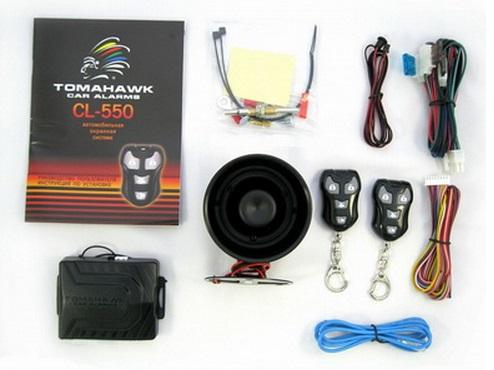 Автосигнализация Tomahawk CL 550 - фото 2