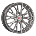 1000 Miglia MM1009 7x17 5x114,3 ET50 67,1 Silver High Gloss