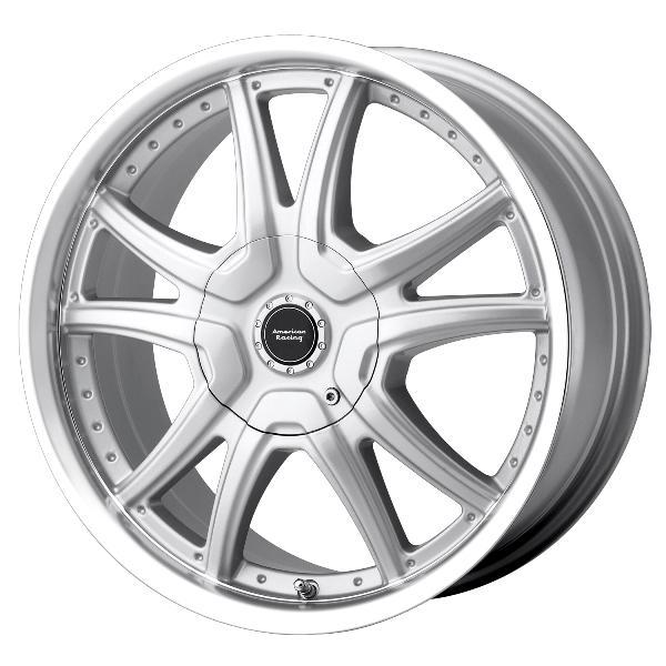 Легковой диск American Racing AR607 7x16 5x100 ET40 72,62 Chrome